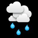 Przelotne opady deszczu